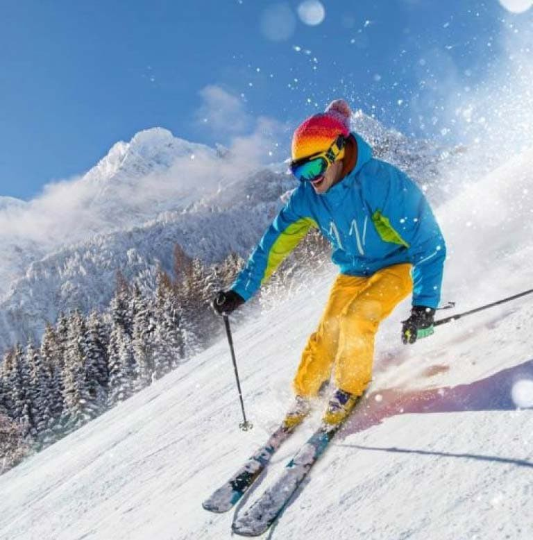 My fun ski week (manca tradu)